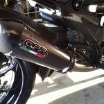 GPR Exhaust Carbon