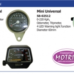 Speedo meters