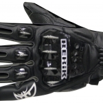 Berik Road Glove Black