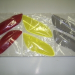Head light protectors 3 different colours