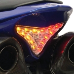 Integrated Taillight Assembly
