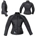 GPI Ladies Black Textile Jacket