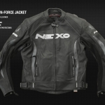 Black nexo n-force jacket