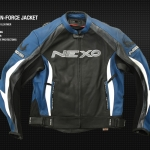 Blue nexo n-force jacket