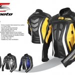 Mens Leather Racing GPI