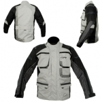 Mens Textile Touring GPI Grey