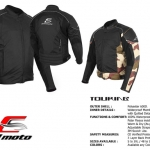 Mens Textile black GPI