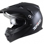 Spirit adventure helmet black
