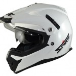 Spirit adventure helmet white