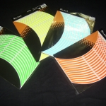 Rim Tape - neon