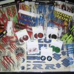Sticker Kits & Decals
